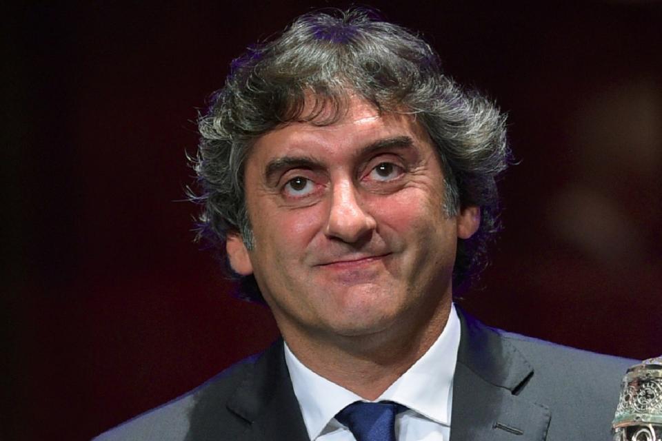 """Francescoli: """"No estoy de acuerdo con un torneo de 30 equipos"""""""
