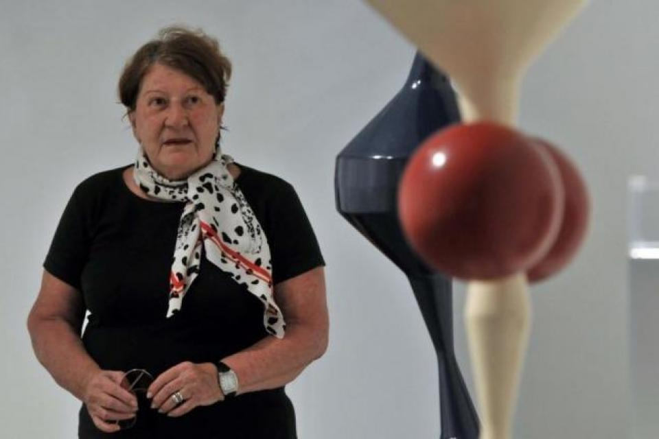 La artista conceptual Margarita Paksa murió a los 88 años.
