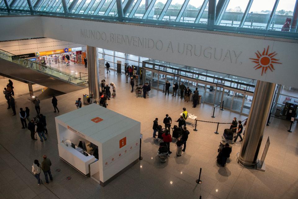 Uruguay exigirá test de coronavirus a todos los que ingresen a ese país