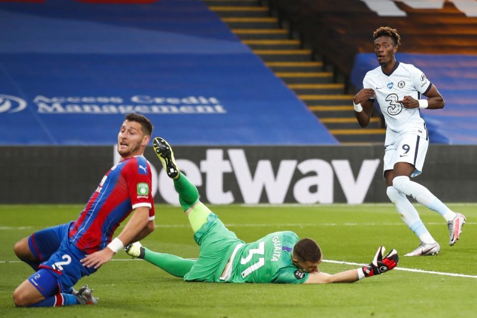 Polémica en la Premier inglesa por un gol de Chelsea