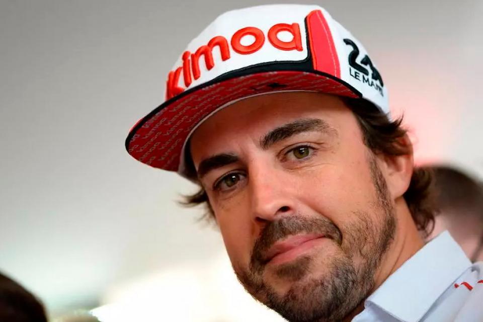 """Fernando Alonso: """"Estoy extremadamente feliz"""""""