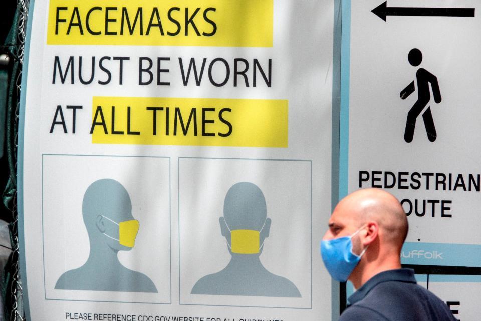 Coronavirus: Estados Unidos superó los 3 millones de contagios