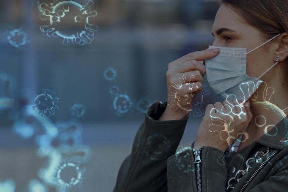 ¿El coronavirus se transmite por el aire?