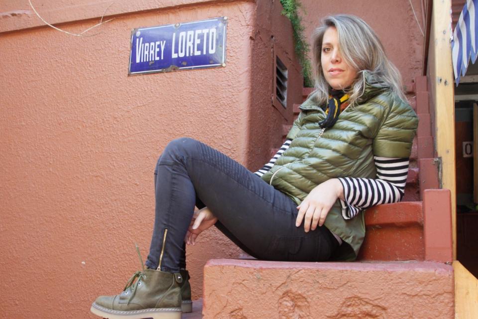 """Lucía Puenzo: """"Es una serie incómoda y me parece bueno"""""""