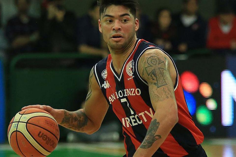 Nicolás Aguirre es otro que emigra al básquet de México