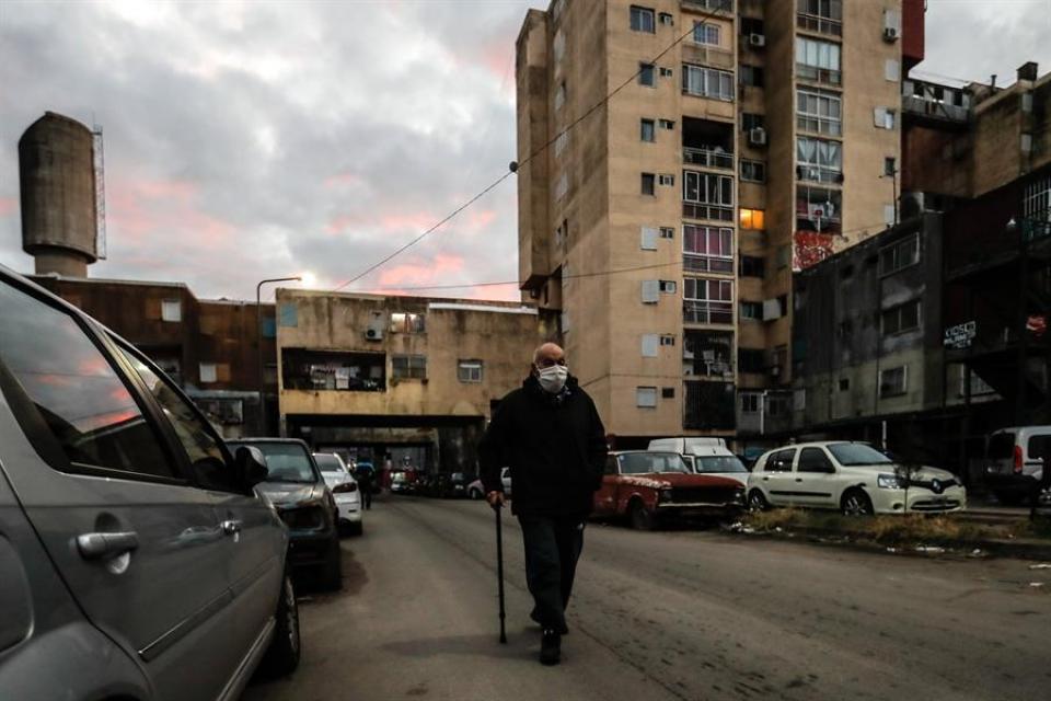 Coronavirus en Argentina: 3367 nuevos casos y 54 muertes