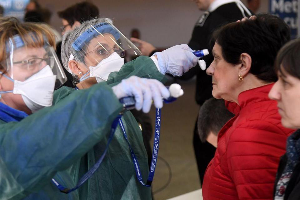 Primera elección en la pandemia
