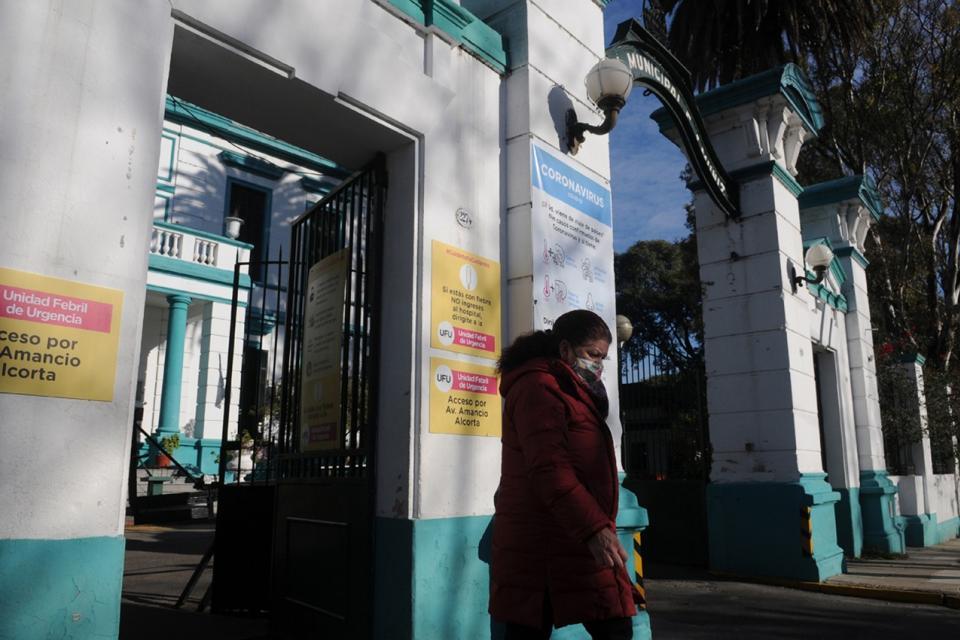 Coronavirus en Argentina: registraron 3.449 nuevos casos y 36 muertes