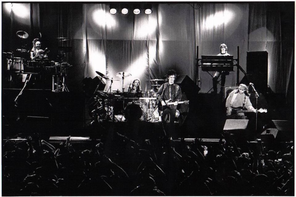 Soda en Vélez, el 23 de enero de 1990: comenzaba el Año Animal.