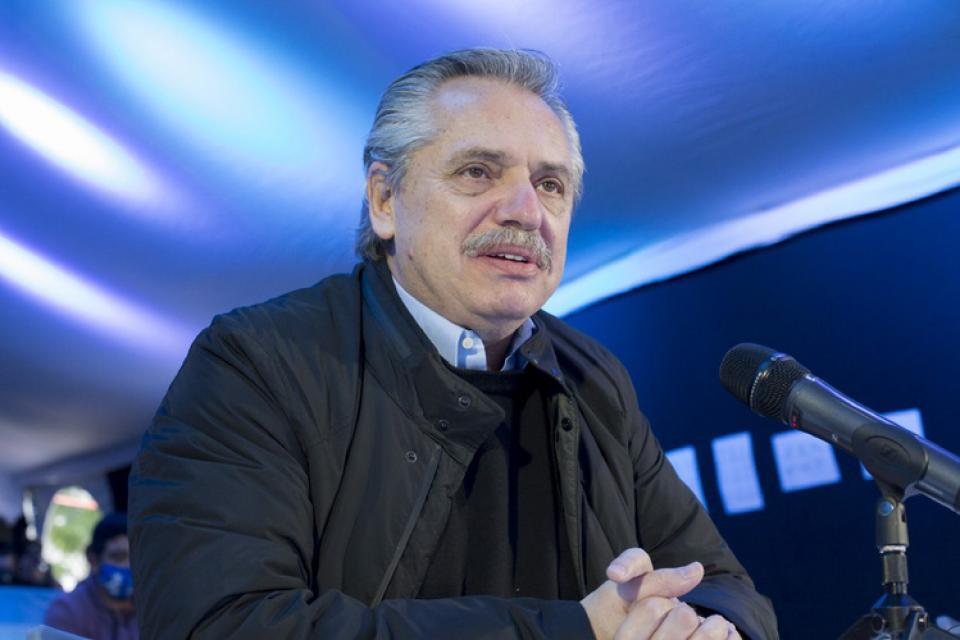 Fernández criticó la oposición al proyecto sobre Vicentin.
