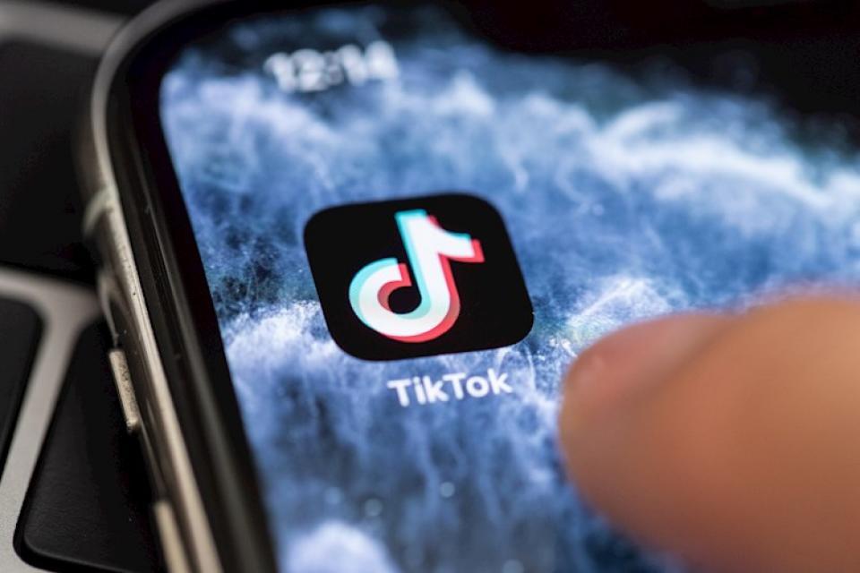 Tik Tok nació en China y se expandió por todo el mundo.