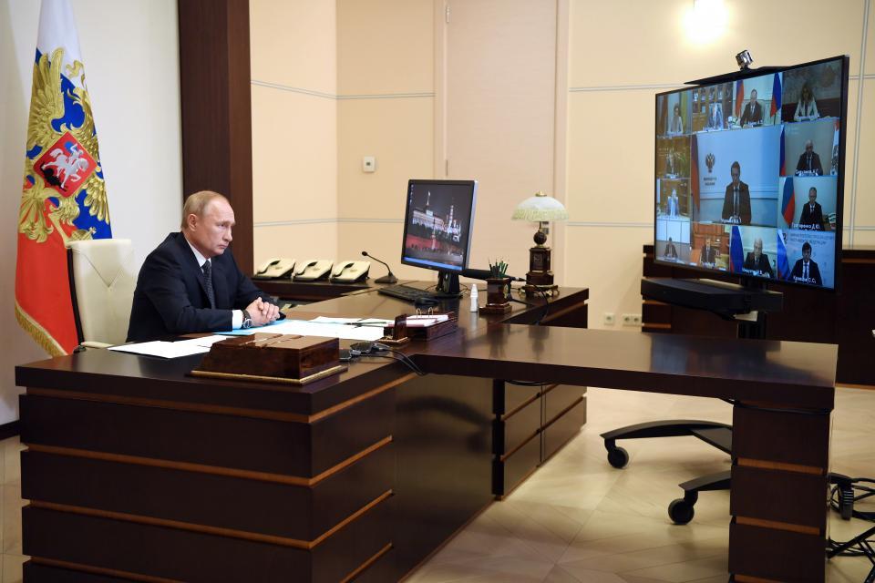 Coronavirus: Vladimir Putin anunció que la vacuna rusa está lista