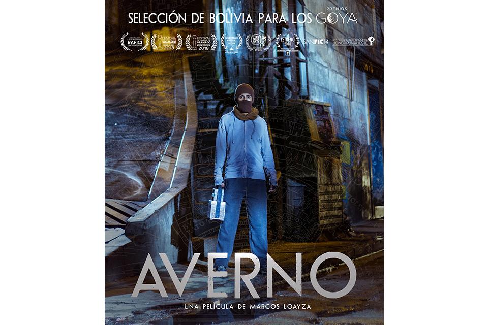 La boliviana/uruguaya Averno ya fue premiada en el Bafici.