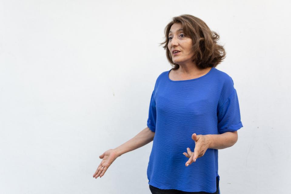 Alcira Figueroa es antropólga y asumirá su banca de diputada en reemplazo de Juan Ameri.