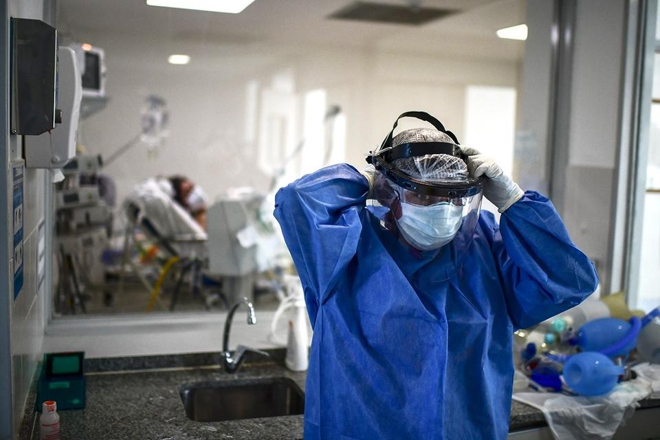 Coronavirus en Argentina: registraron 11.249 nuevos... | Página12