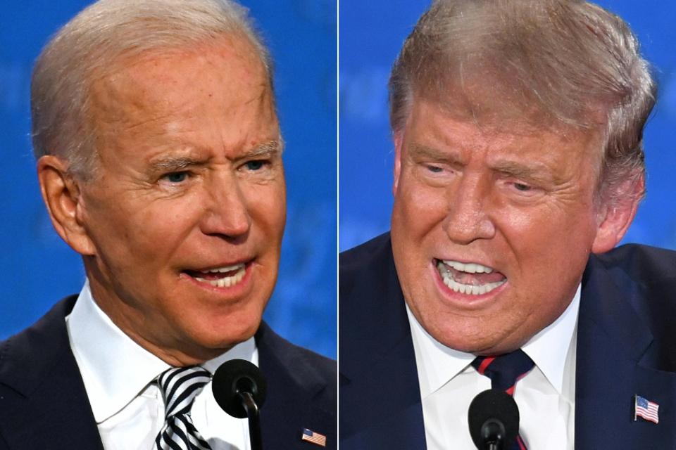 El primer debate presidencial en Estados Unidos se realizó en Cleveland.