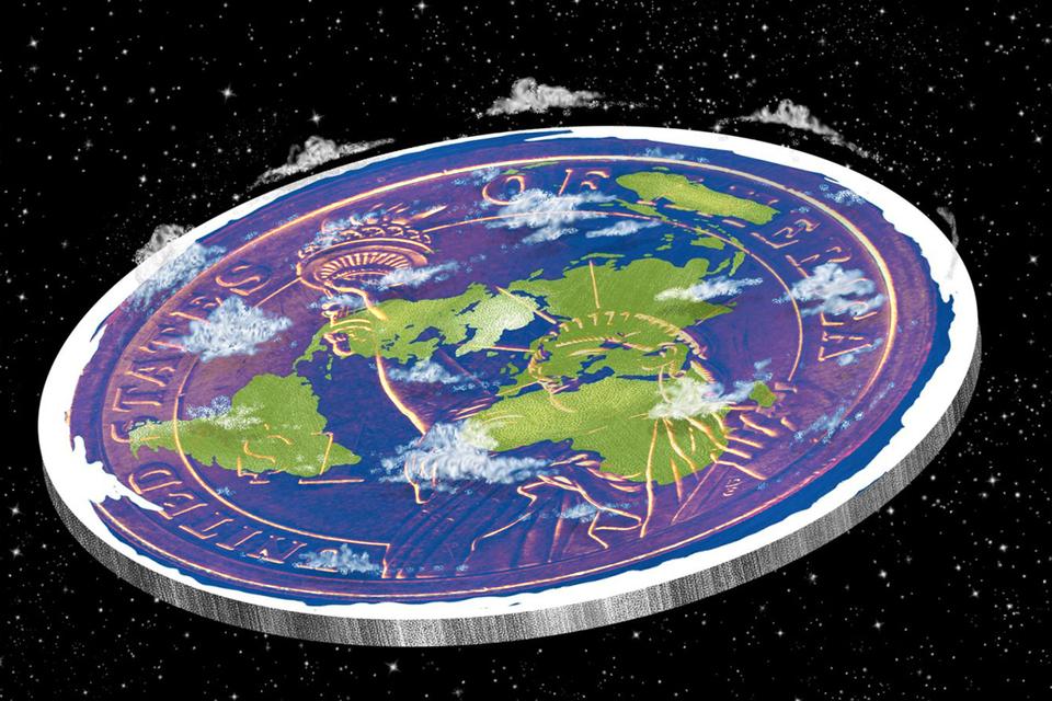 El rechazo al debate intelectual de los libertarios los termina de acercar al terraplanismo y a los movimientos antivacunas.