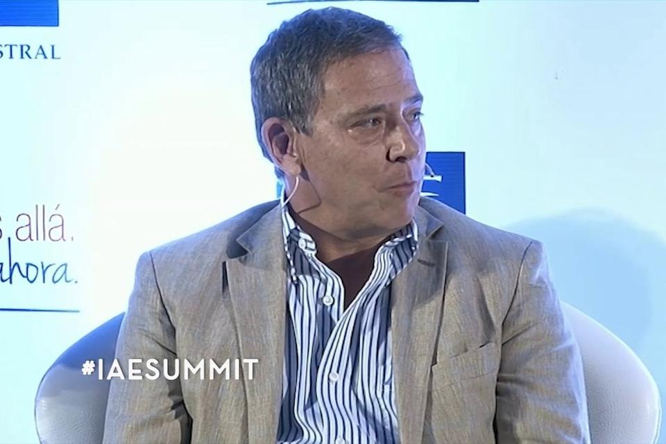 Héctor Alfredo Poli, de Pluspetrol, aportante de Macri y crítico de Fernández.