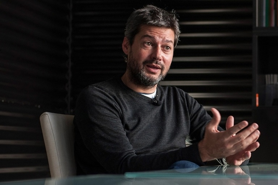 El ministro de Turismo y Deportes de la Nación, Matías Lammens.