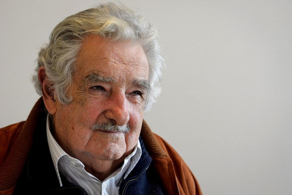 """""""Los hombres pasan pero quedan las causas"""", manifestó Mujica."""