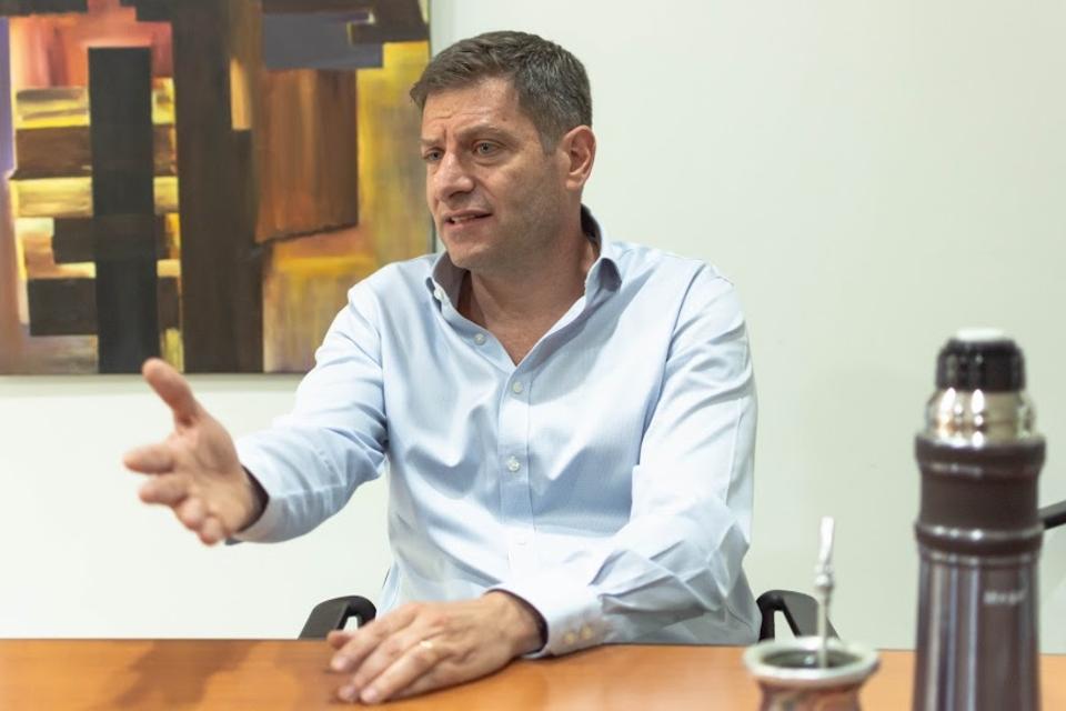 """Javier David: """"Hay que reconocer que Sáenz ha tenido aciertos importantes"""""""