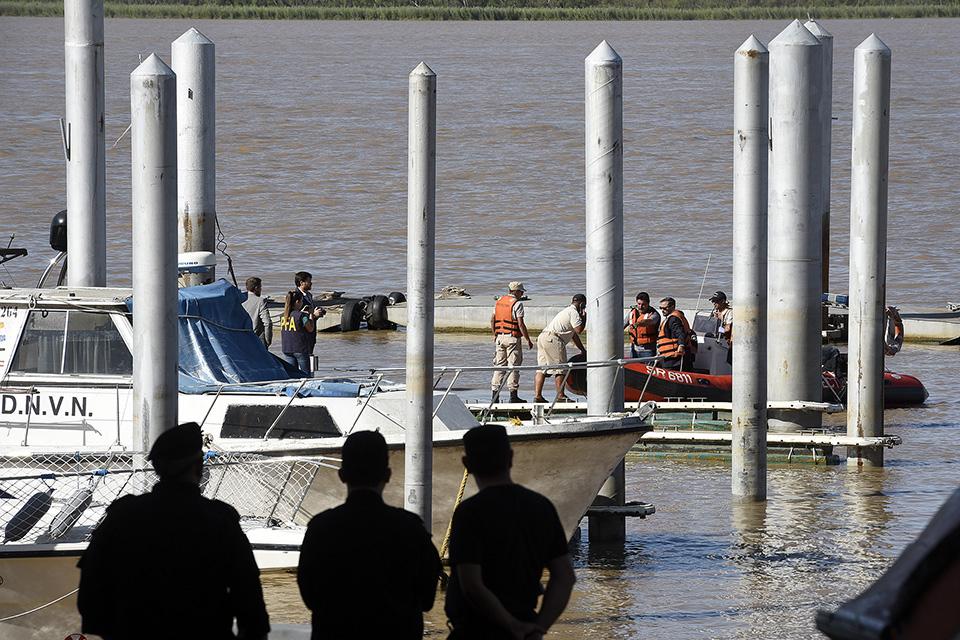 El cuerpo de Bocacha fue rescatado del río en febrero pasado.