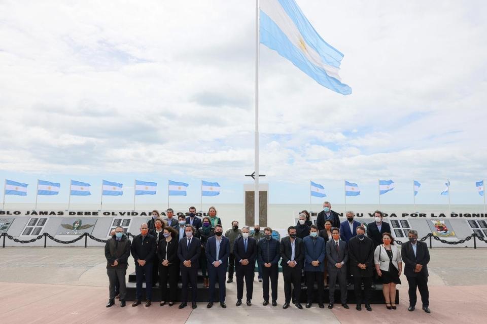 El presidente Alberto Fernández encabezará hoy en la ciudad fueguina de Río Grande la primera reunión de gabinete federal que pone en marcha el proyecto de Capitales Alternas.