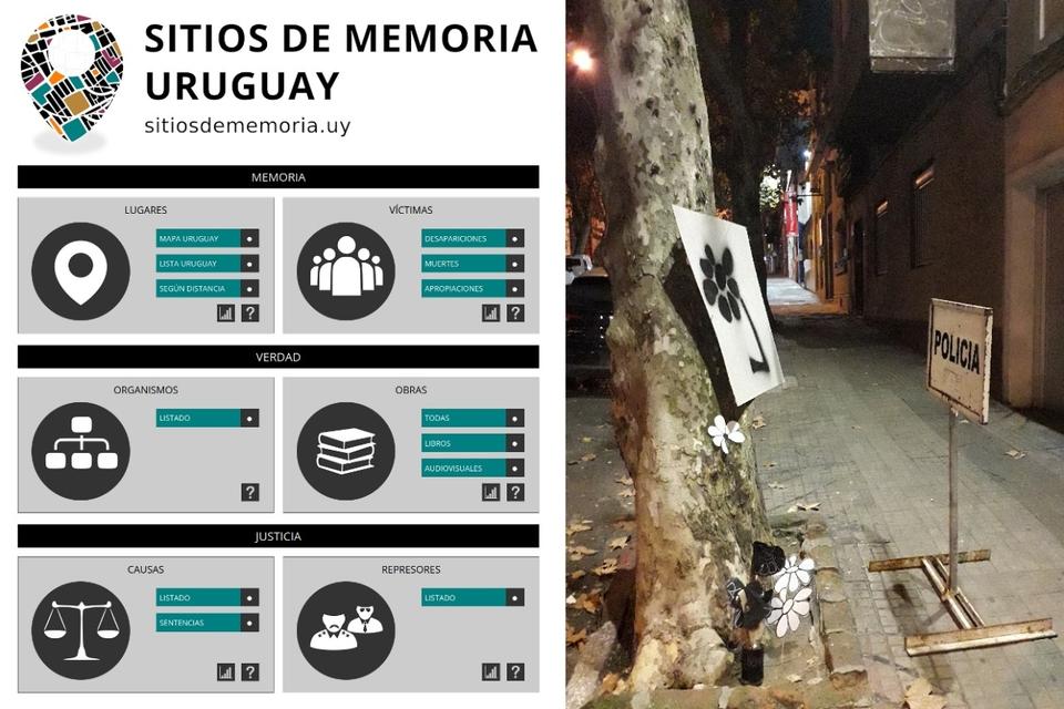 """""""Sitios de Memoria Uruguay"""", una herramienta fundamental para construir memoria."""