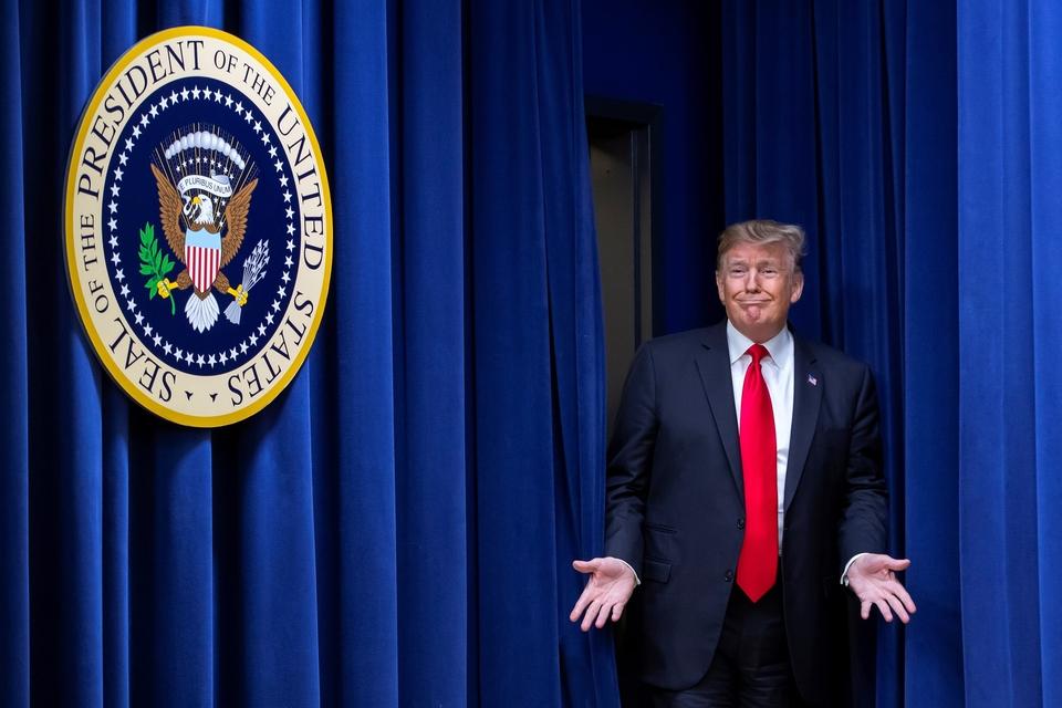 Donald Trump se despedirá del gobierno con una batería de indultos