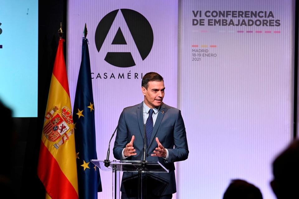 Aborto legal: Pedro Sánchez puso como ejemplo la ley sancionada en Argentina