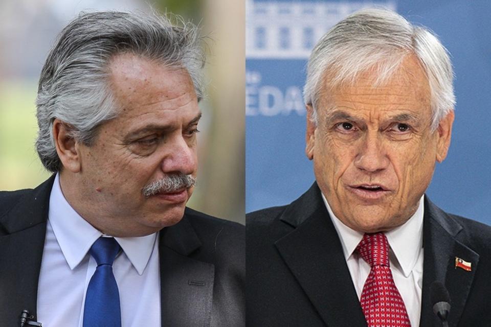 fernandez piñera Chile
