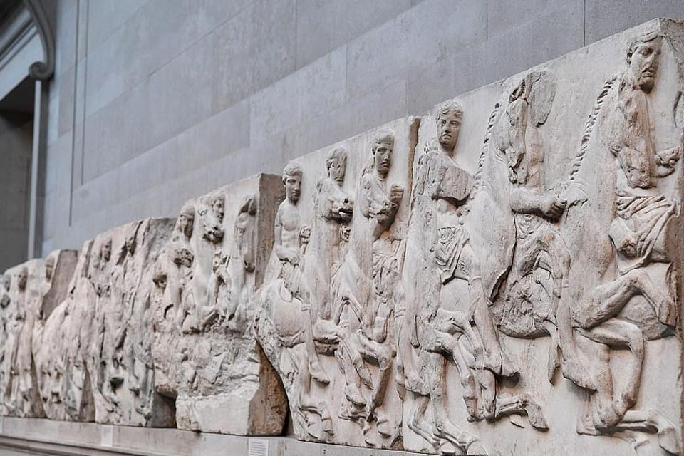En el Museo Beritánico hay ocho millones de obras.
