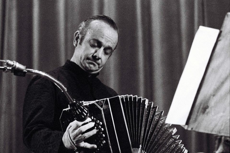 Piazzolla era curioso, vehemente, estudioso y provocador. En ese orden.