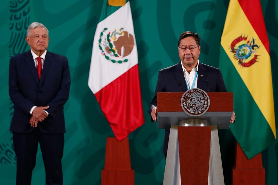 Arce y López Obrador coincidieron en dale importancia a la Celac.