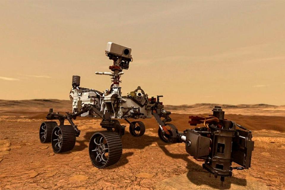 El Perseverance de la NASA logró transformar dióxido de carbono de Marte en oxígeno