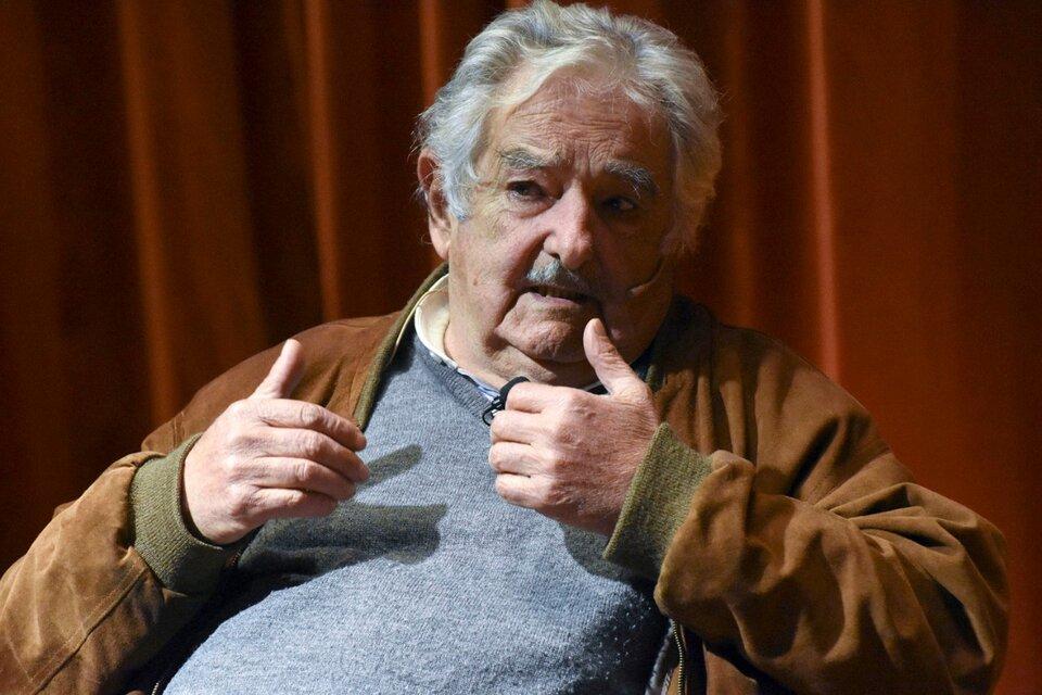 """En 1935 nace el expresidente uruguayo José """"Pepe"""" Mujica en Montevideo. (Fuente: Télam)"""
