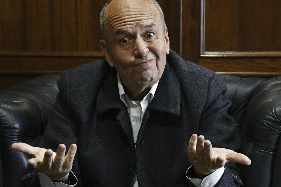Arturo Murillo, detenido en Estados Unidos acusado de lavado de dinero y sobornos. (Fuente: Télam)