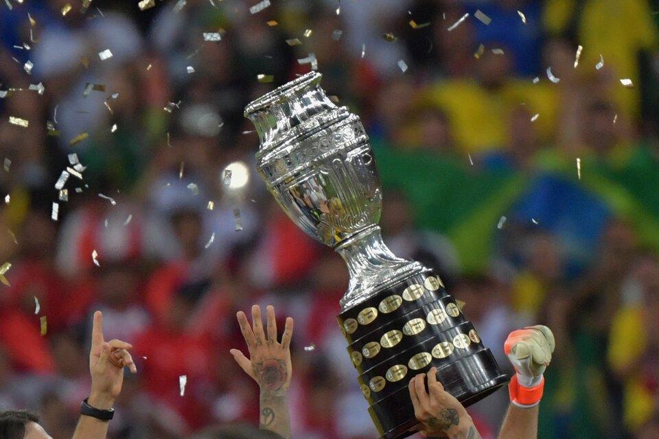 Aún no hay sede para la Copa América (Fuente: AFP)
