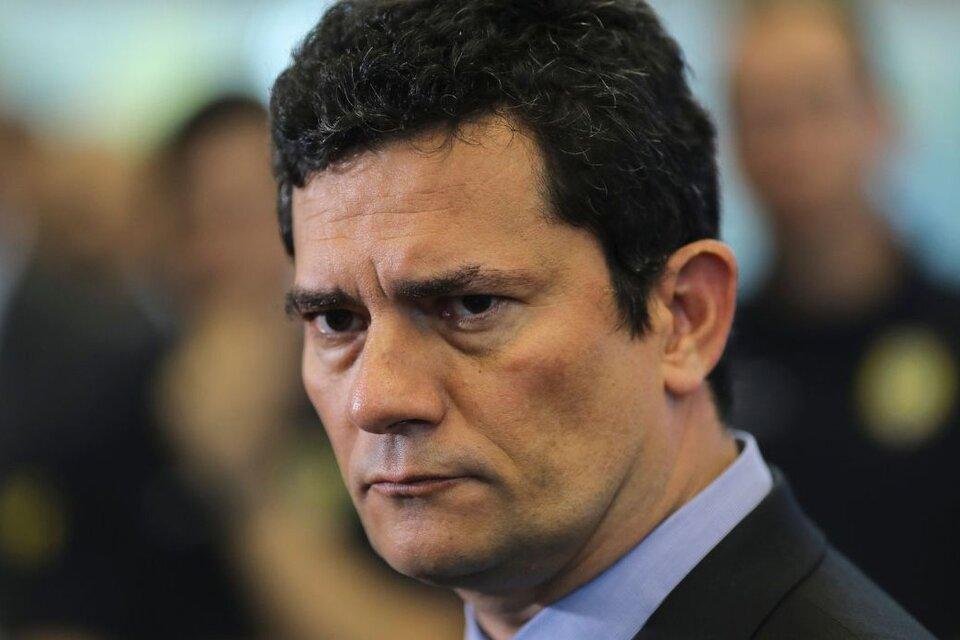 Exjuez Sergio Moro. (Fuente: AFP)