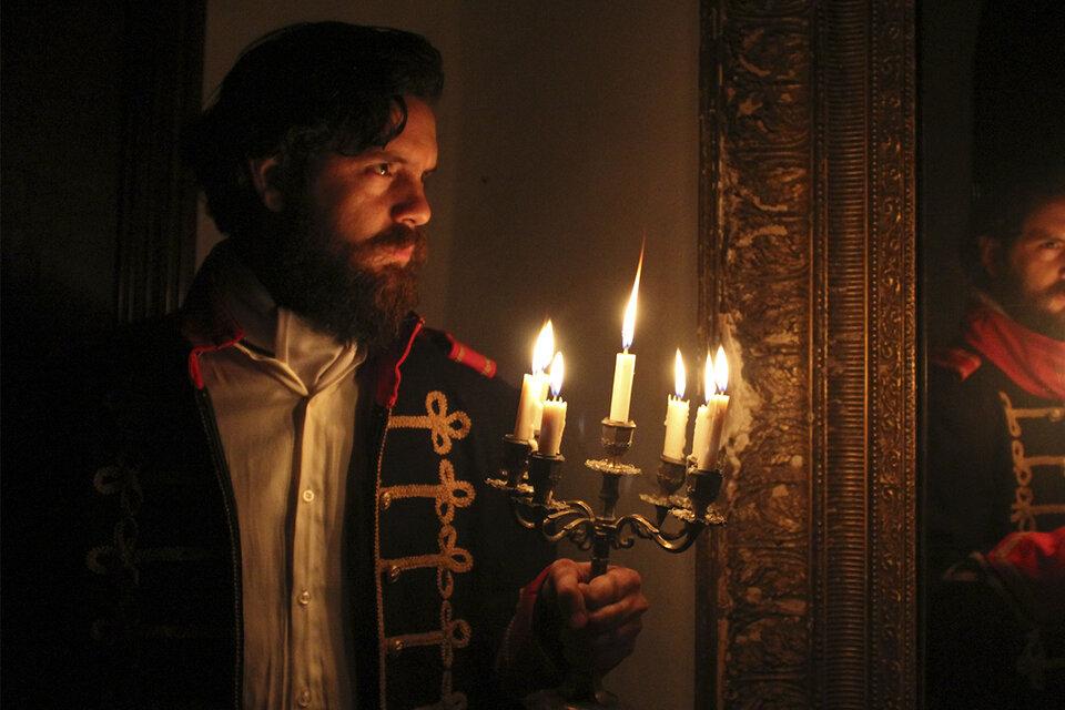 Andrés Araya García como Martín Miguel de Güemes.