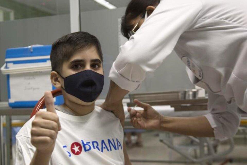 Solicitan en Cuba uso de emergencia de vacunas Soberanas en población pediátrica