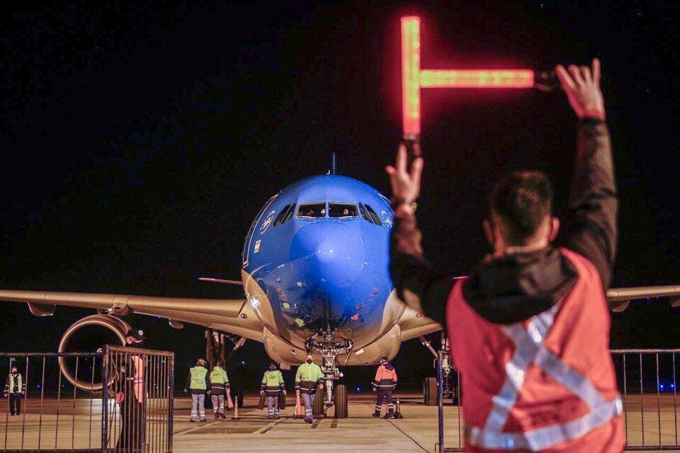 Argentina Coronavirus: Aterrizó un vuelo con más de 700 mil vacunas Sputnik V