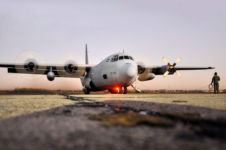 El avión partió el día 12 de noviembre a las 23:50 y llegó a La Paz entre las 4 o 5 de la mañana. (Fuente: NA)