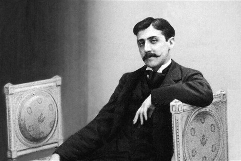 Asmático, Proust vivió recluído durante sus años de mayor creatividad.