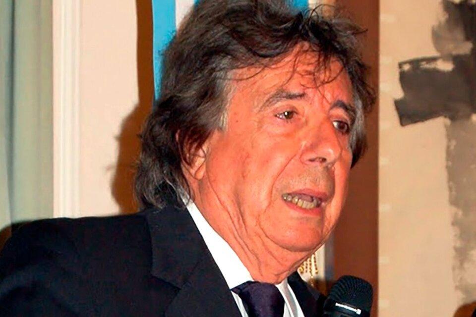 El abogado Giancarlo Maniga.