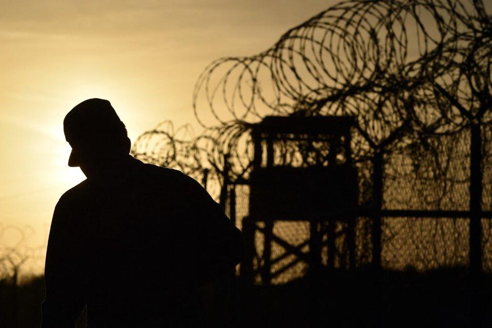 Quedan 39 prisioneros en la cárcel de Guantánamo. (Fuente: AFP)