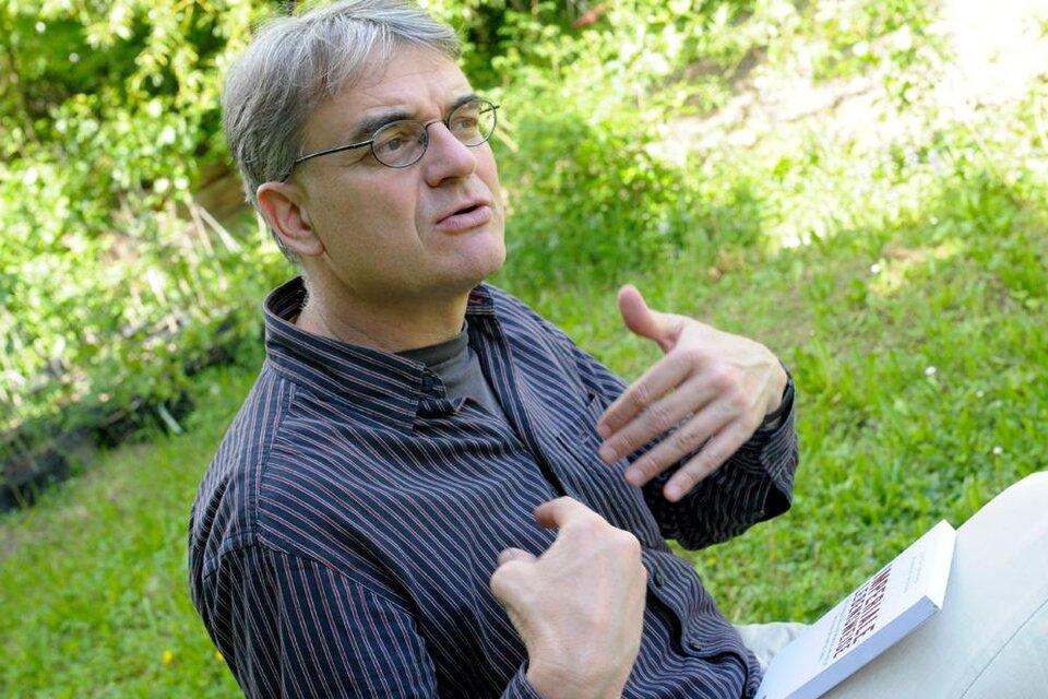 Ulrich Brand está radicado en Viena. Vivió en la Argentina en 1992, cuando vino a estudiar a la UBA.