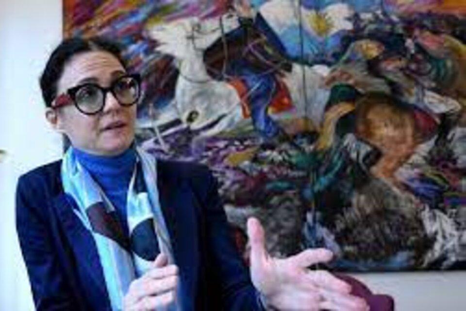 Cecilia Todesca Bocco, vicejefa de Gabinete