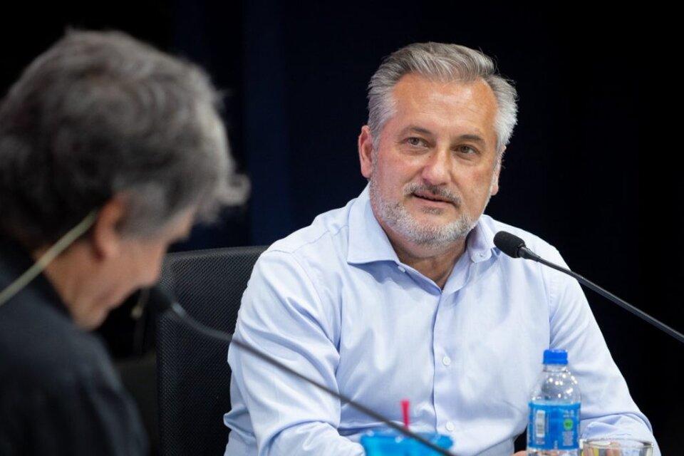 """""""De nada sirve debilitar a un gobernador propiocon el que ganamos la provincia después de doce años de socialismo"""", plantea Marcelo Lewandowski."""