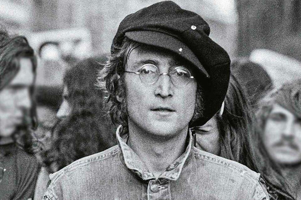 Lennon grabó Imagine en los meses previos a su mudanza a Estados Unidos. (Fuente: AFP)
